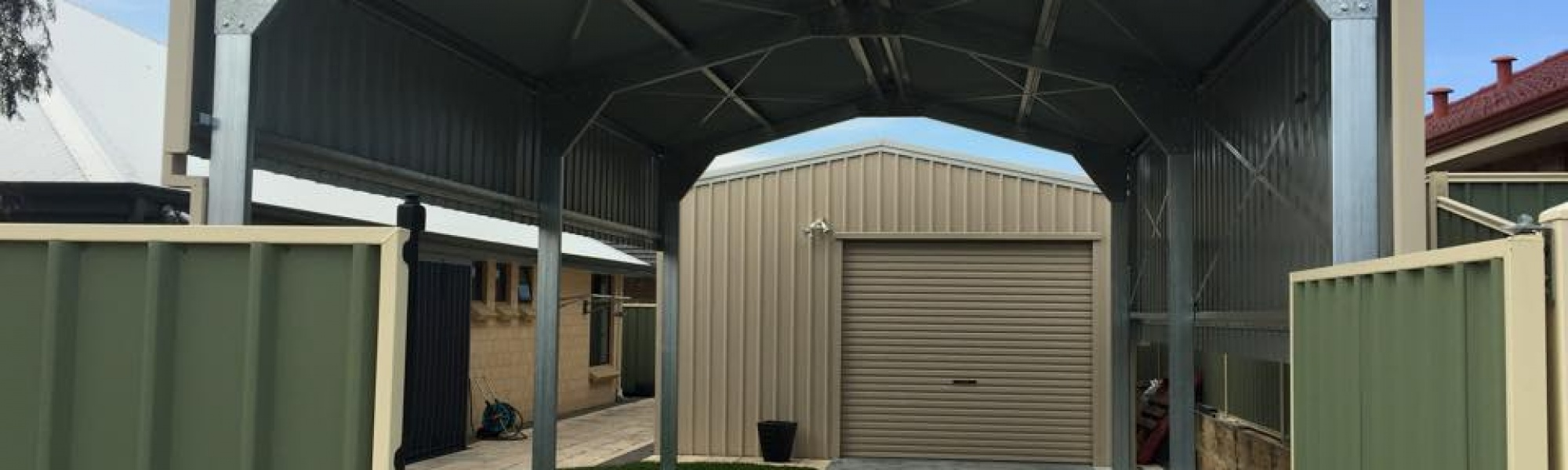 Industry Maintenance Solutions - Carport