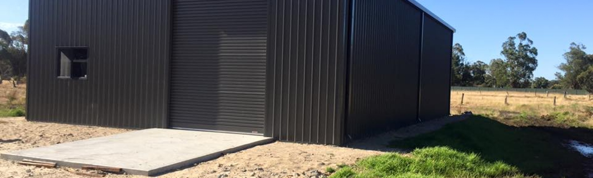 Industry Maintenance Solutions - Shed